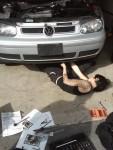 Highlight for Album: Car work