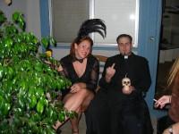 Highlight for album: Halloween 2002 at Georgios's house
