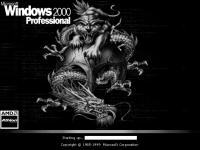 Highlight for album: Boot Logos For Windows 2K