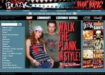 lame site design...